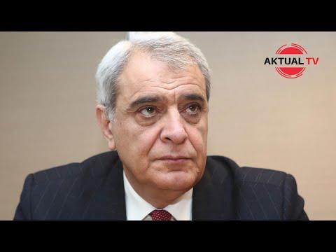 Шахназарян: Пашинян дал согласие на то, чтобы Карабах вошел в состав Азербайджана