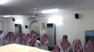 ختمة الشيخ القارئ/ فهد بن عقيل الحربي 1439/9/29 رمضان