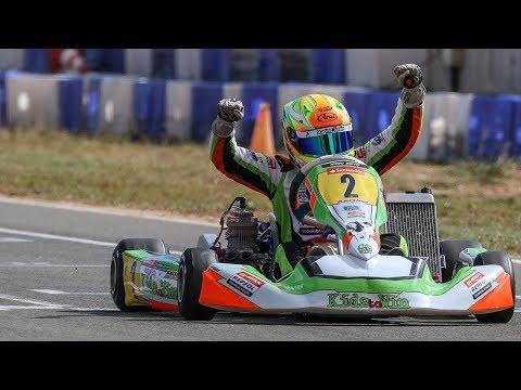Campeonato de España Karting 2018 Prueba 2 - Zuera