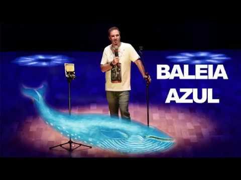 Diogo Portugal - Stand up BALEIA AZUL
