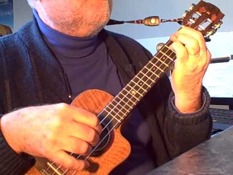 Abadas My Name is  Solo Ukulele  Colin Tribe on LEHO