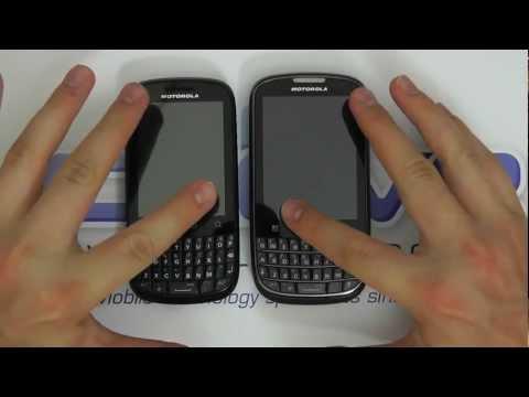 Motorola Pro + V's Motorola Fire (Comparison)
