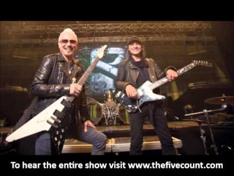 The Scorpions - Rudolf Schenker & Matthias Jabs Interview