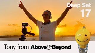 Tony from A&B: Deep Set 17 in Miami, Florida | 5 hour livestream DJ set [@Anjunadeep]
