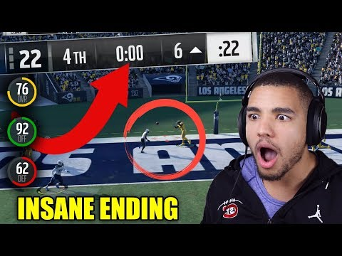 AMAZING OFFENSE TERRIBLE DEFENSE CHALLENGE - MADDEN 18 ULTIMATE