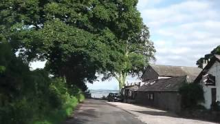 a drive to jenny browns point silverdale carnforth