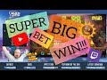 Big Bet!! Two Super Big Wins From Contact Slot!!