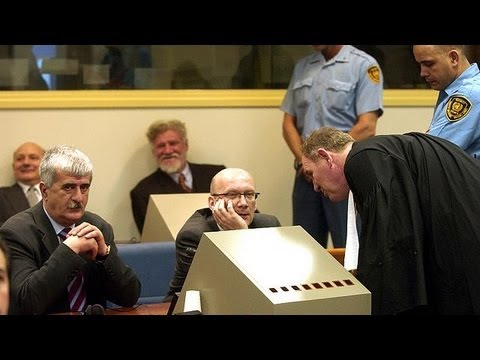 Six former Bosnian Croat leaders are jailed for ethnic cleansing