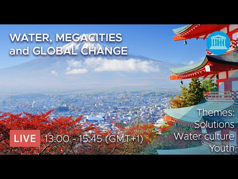 "Day 5 | Pre-Conference ""Water, Megacities and Global Change"""