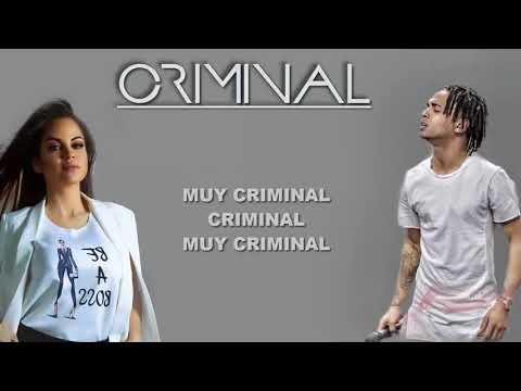 Criminal - Ozuna & Natti Natasha - Video Lyric
