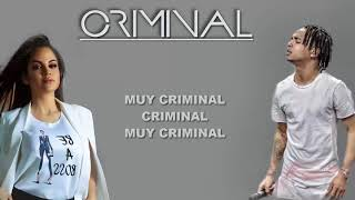 Criminal Ozuna Natti Natasha - Lyric.mp3