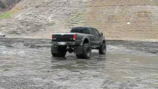 dually mudding