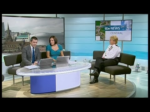 ITV News Central - 18th July 2013 (Evening Bulletin)