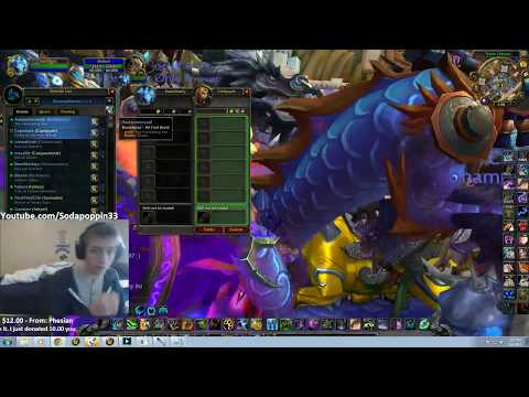 Whitefrostx selling Swift Spectral Tiger to Sodapoppin / RP WALK