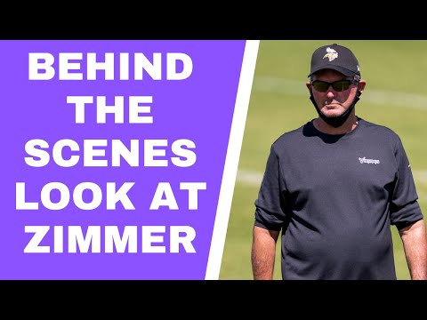 Is Mike Zimmer a Super Bowl caliber head coach for Minnesota Vikings?