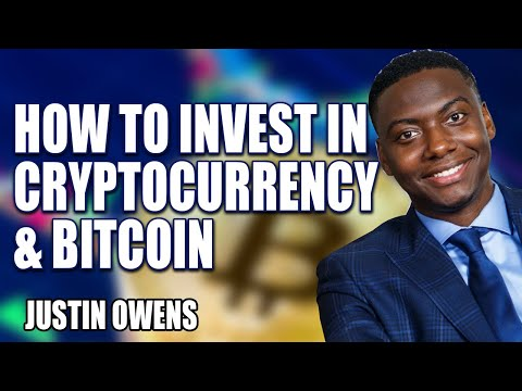 HOW TO INVEST IN CRYPTOCURRENCY \u0026 BITCOIN