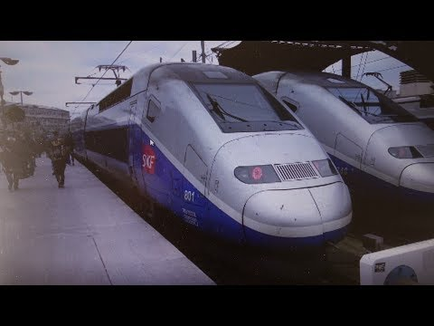 Eurostar / TGV To Southern France !! Strikes, Demonstrations and Terrorist Attack
