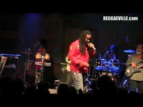Duane Stephenson - Ghetto Pressure in Dortmund, Germany 7/16/2011