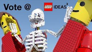 Lego Ideas Anatomini Project / Lego 2019