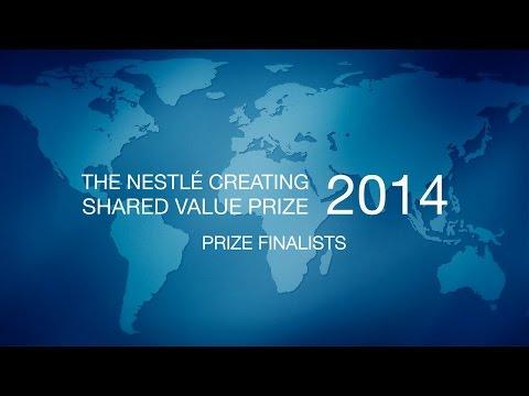 Nestlé CSV Prize 2014 finalists