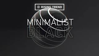 Minimalist Black - 2020 Creative Trends | Shutterstock