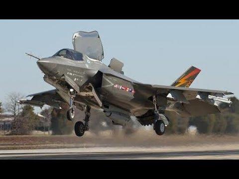 ≈White Noise≈  F35 Vertical Landing Sounds 1 Hour/  ≈白噪音≈  F35  垂直降落 音效 一小時