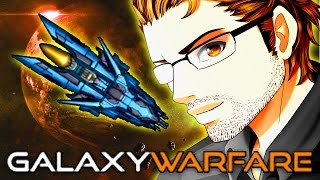 Galaxy Warfare - Free Space Game Gameplay!