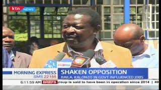 An opposition is just as patriotic as those in offices says Musalia Mudavadi