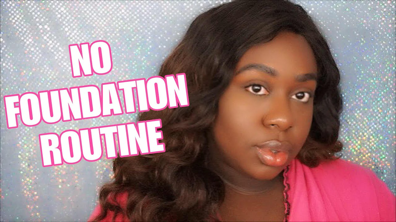 how to get flawless skin without makeup youtube