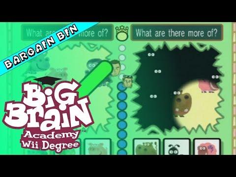 Big Brain Academy: Wii Degree : Bargain Bin Series - Episode 43