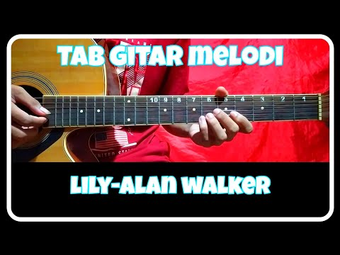 lily-alan-walker-(tab-gitar-untuk-pemula)