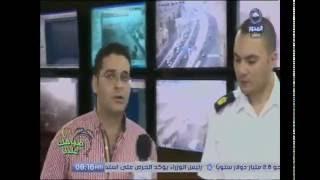 فيديو.. تعرف على خريطة الازدحام المروري