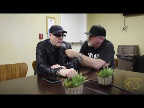 Rick Nielsen of Cheap Trick Interview at X-Fest 2016 in San Diego