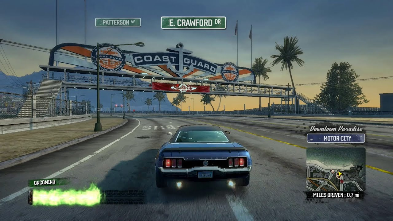 burnout paradise the ultimate box pc gameplay hd youtube. Black Bedroom Furniture Sets. Home Design Ideas