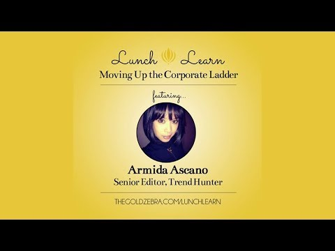 Climbing the Corporate Ladder (In Heels) | Armida Ascano, Trend Hunter