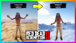 What Happens If You Try To Bring The Sun Worshiper To The Coldest Location In Red Dead Redemption 2?