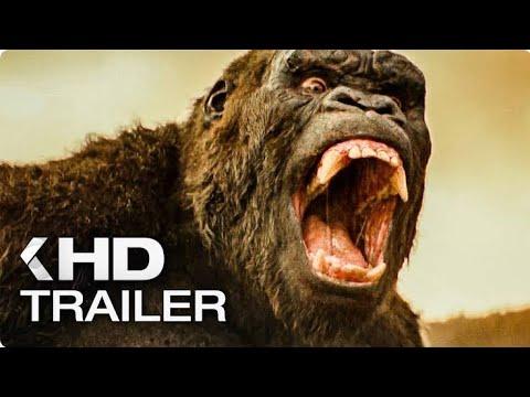 "Download Kong Skull Island 2: The Return | Teaser Trailer (2022) ""Warner Bros"" New Movie..."