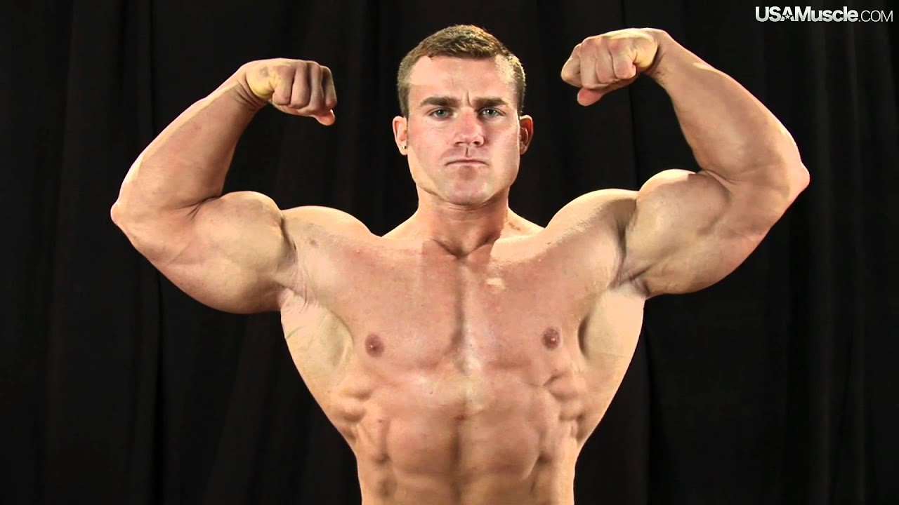 Nationals Muscle Posing #2 (2011)