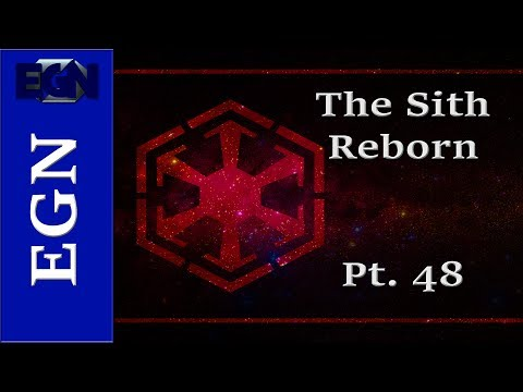 Stellaris Galaxy Divided | Sith Empire - Galactic Cleanup |