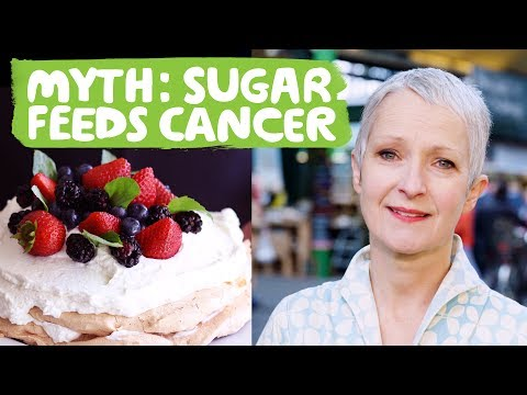 Does sugar feed cancer?   Jane Clarke, Ask an Expert Ep.1