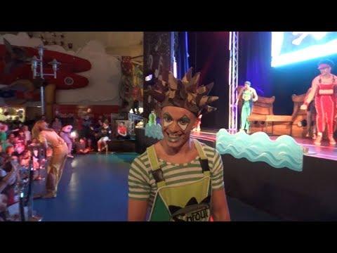 Skyline Gang Butlins Skegness 2017 - A Pirate's Adventure Full Show