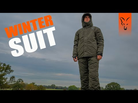 ***Carp Fishing TV Italia*** Winter Suit