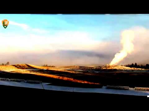 Yellowstone  After Earthquakes -Venting and Heat. Nov 2016