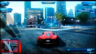 Need for Speed: Most Wanted - MY MARUSSIA B2 VS SHELBY G.T.500 MOST WANTED