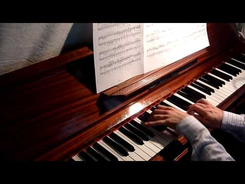 Queen - Good Old Fashioned Lover Boy (Piano Cover)