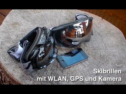 Oakley Airwave und Liquid Image Apex HD im Test: Skibrillen mit Smartphone-Anbindung