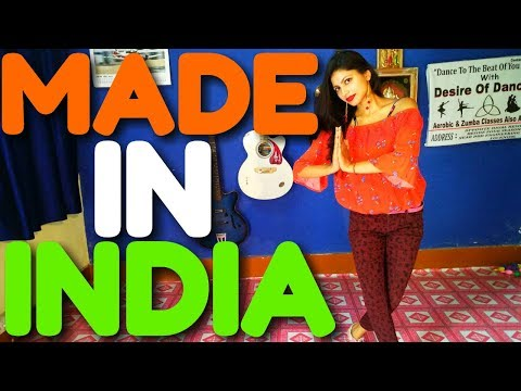 Guru Randhawa: MADE IN INDIA Dance Cover | Bhushan Kumar | DirectorGifty | Elnaaz Norouzi | Vee |