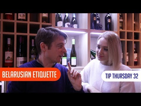 Belarusian Etiquette: 5 DOs and DON'Ts for traveling to BELARUS