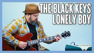 The Black Keys Lonely Boy Guitar Lesson + Tutorial