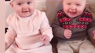 Funny Baby Videos  Fun and Fails! Hilarious Twins Baby